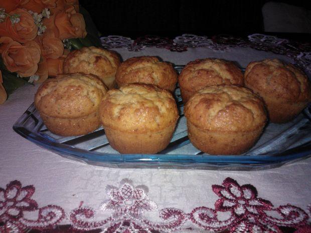 Przepis  muffinki chałwowe przepis
