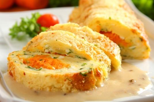 Низкокалорийные блюда из картошки
