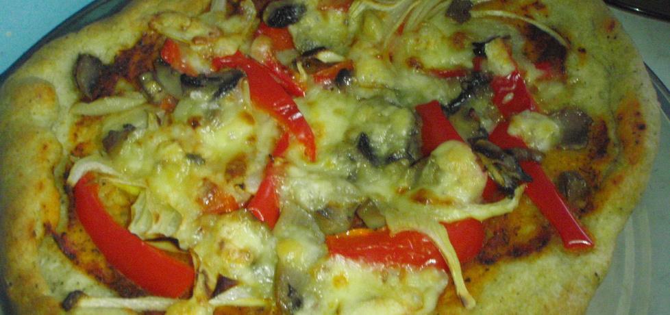 Fajna pizza (autor: karolina69)