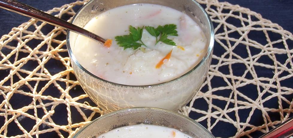 Szybka, smaczna i zdrowa, czyli ryżowa zupa z króliczym wsadem ...