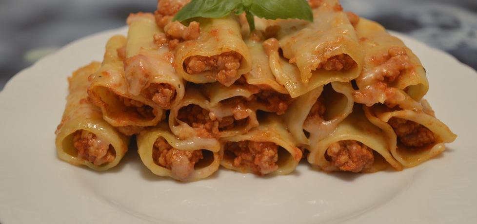 Cannelloni z mięsem mielonym (autor: noninka77)