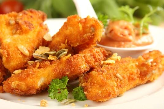 Fingersy z kurczaka