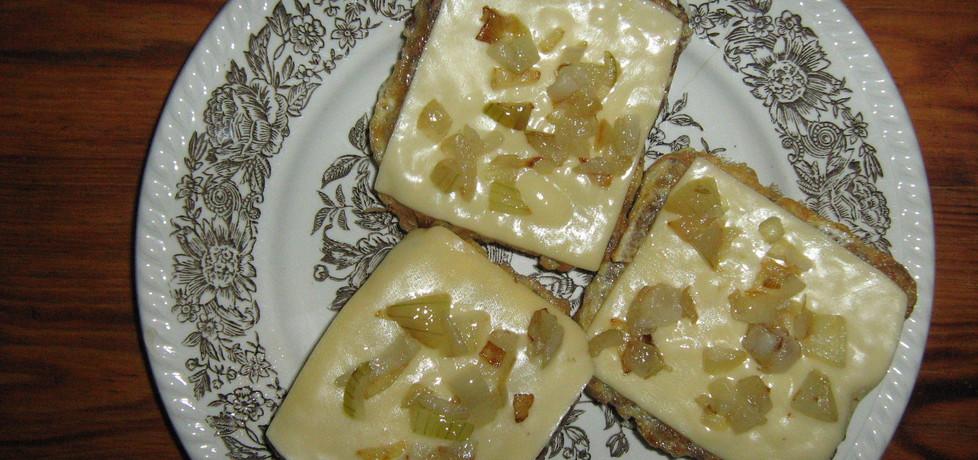 Chleb w jajku z serem i cebulką (autor: hahanka)