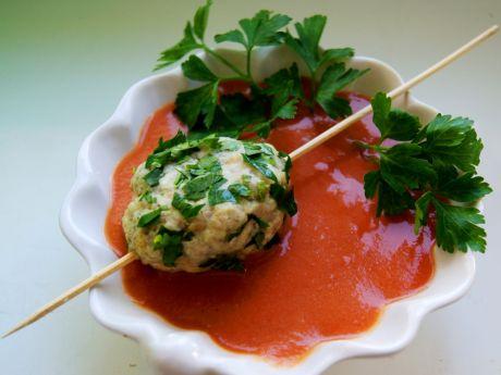 Przepis  sos z zupy pomidorowej przepis