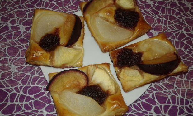 Przepis  wielosmakowe ciasteczka francuskie przepis