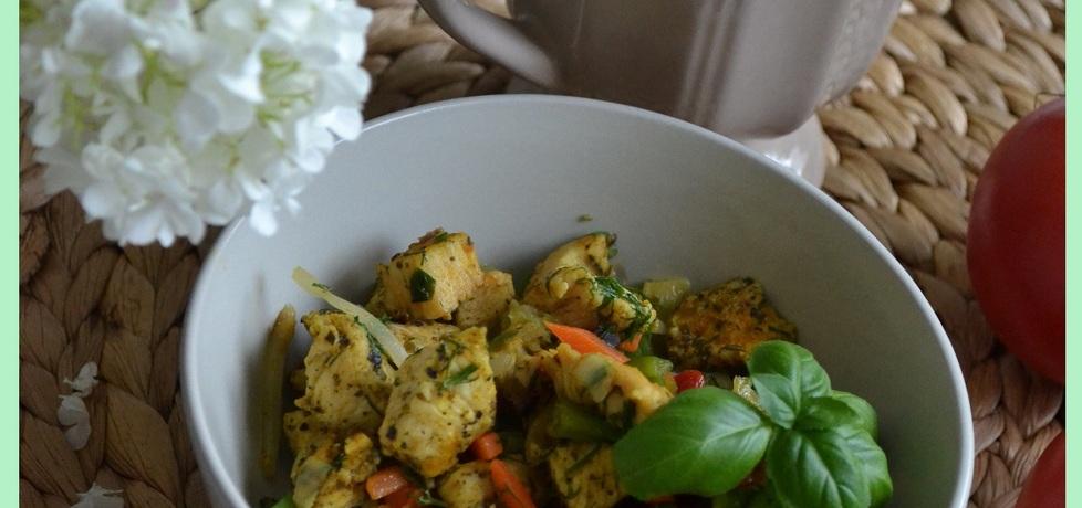 Gulasz z indyka z warzywami (autor: wyattearp)