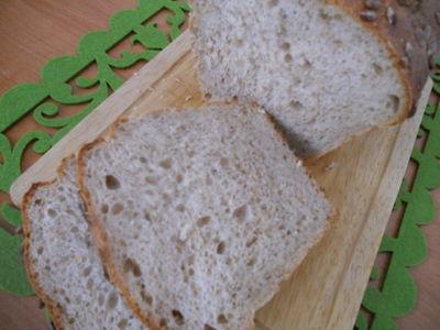 Puszysty chleb