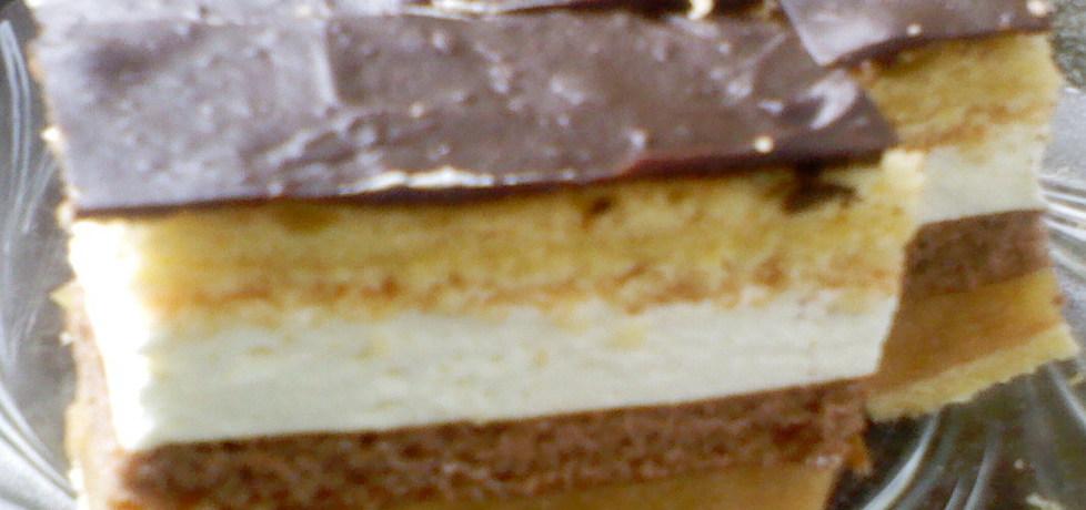 Ciasto jabłkowo-śmietankowe (autor: mar3sta)