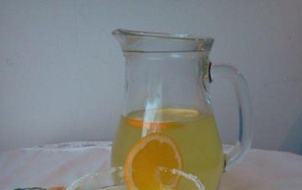 Przepis  słoneczny kompot z pomarańczy i jabłek przepis