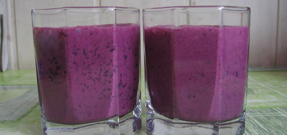 Koktajl jagodowy (autor: ania321)