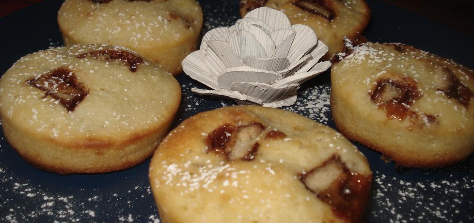 Muffinki z ricotą i batonikiem :) (autor: norweska20)
