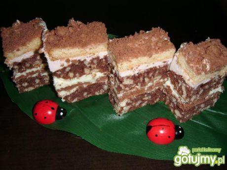 Przepis na najlepszy na: ciasto biedronka