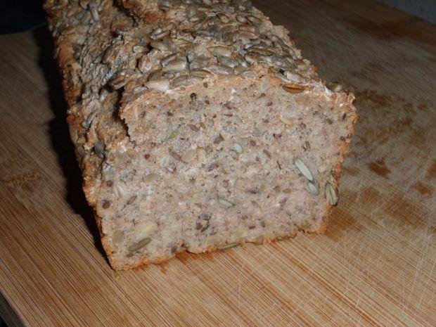 Przepis  szybki chleb z ziarnami przepis