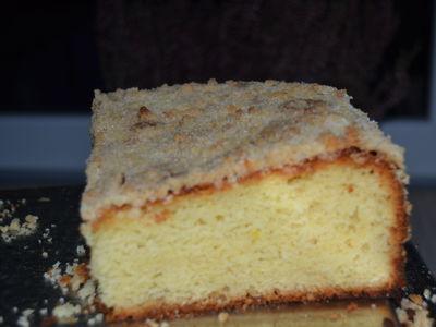 Sypany drożdżowiec ciasto drożdżowe błyskawiczne bez wyrabiania