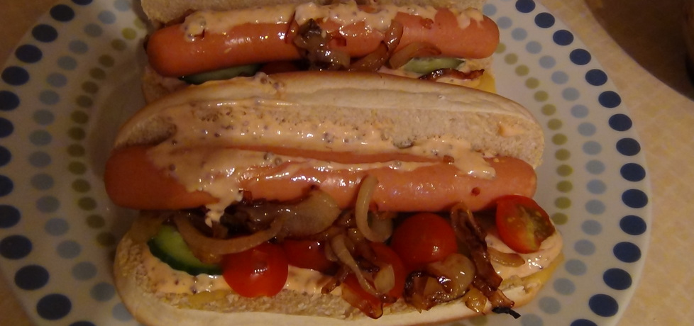 Hot dog (autor: aga20)