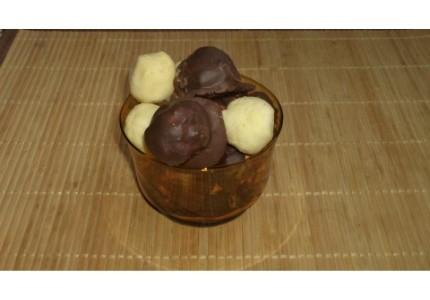 Cytrynowe trufelki z białej czekolady i mascarpone ...