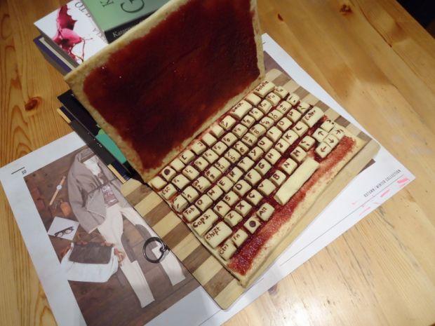 Przepis  ciasto  orzechowy laptop przepis