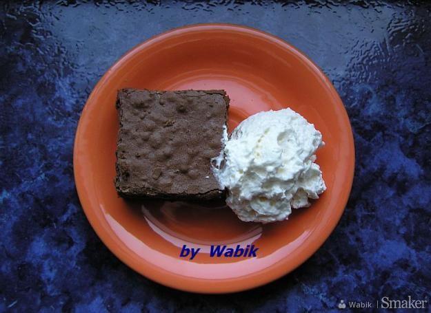Brownie (ciasto bardzo czekoladowe)