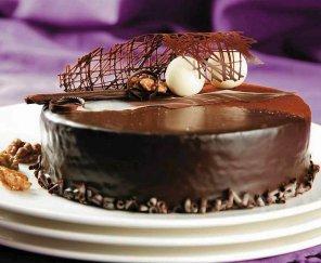 Tort orzechowy z galicji  prosty przepis i składniki