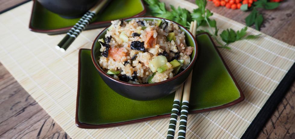 Sałatka a'la sushi (autor: aga3103)