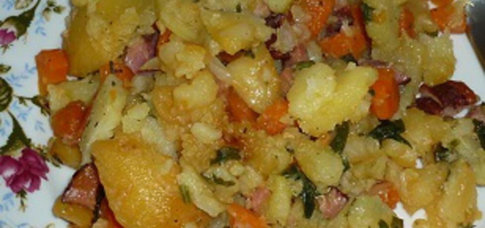Prażone ziemniaki krok po kroku (autor: wafelek2601 ...