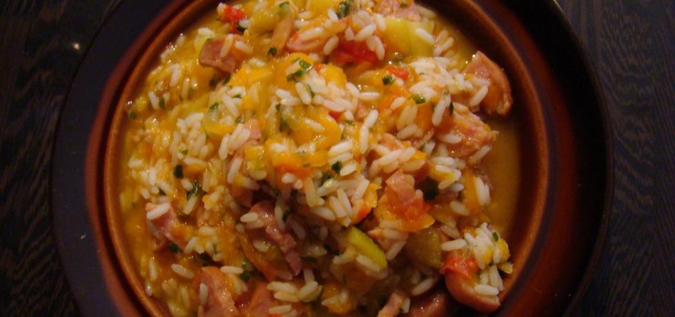 Leczo z ryżem (autor: kate500)