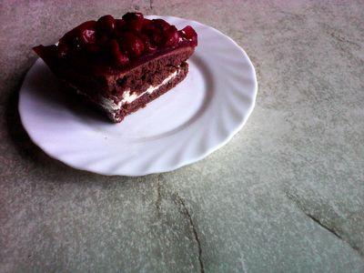 Ciasto wisniowa pokusa