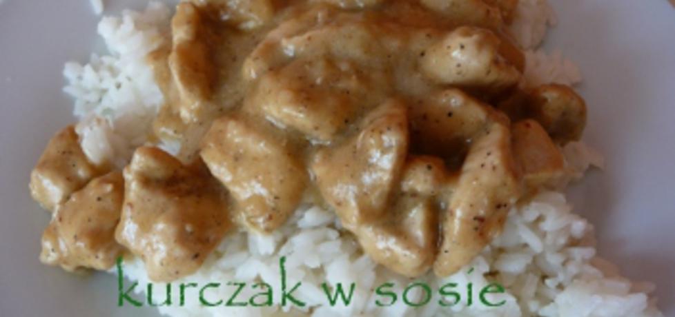 Kurczak w sosie musztardowym (autor: zauberi1)
