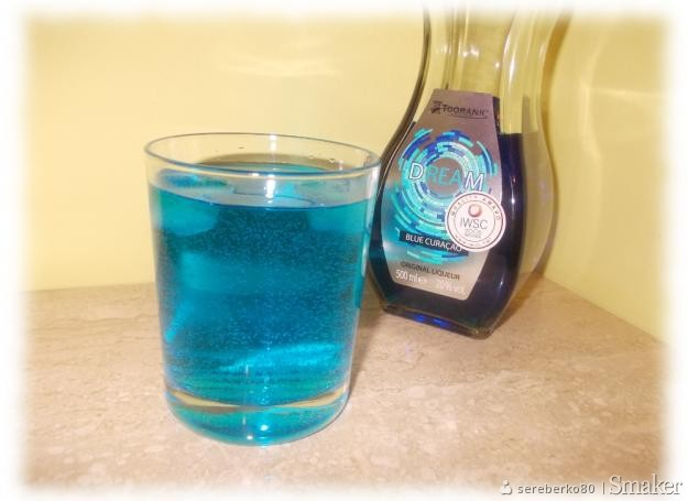 Drink blue heaven