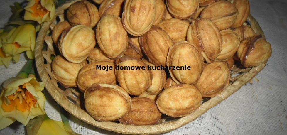 Orzeszki z masą z mleka w proszku (autor: bozena6 ...