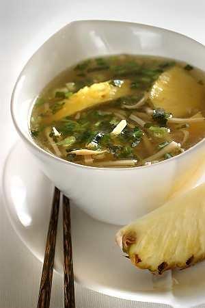 Zupa rybna po wietnamsku  prosty przepis i składniki