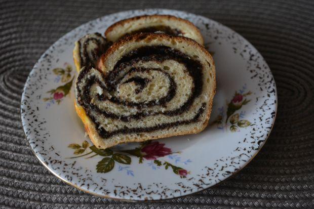 Przepis  ciasto drożdżowe z makiem przepis