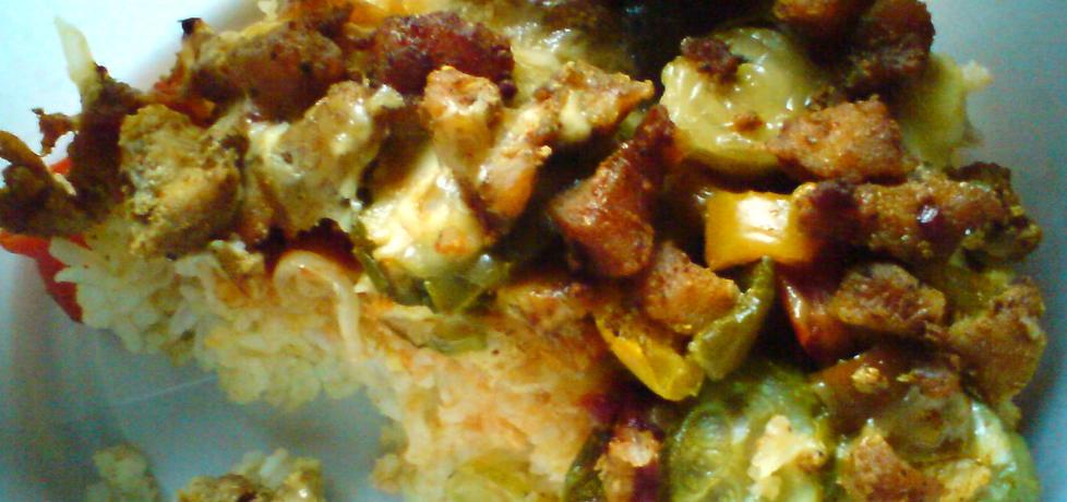 Zapiekanka kebab-gyros (autor: izka192)