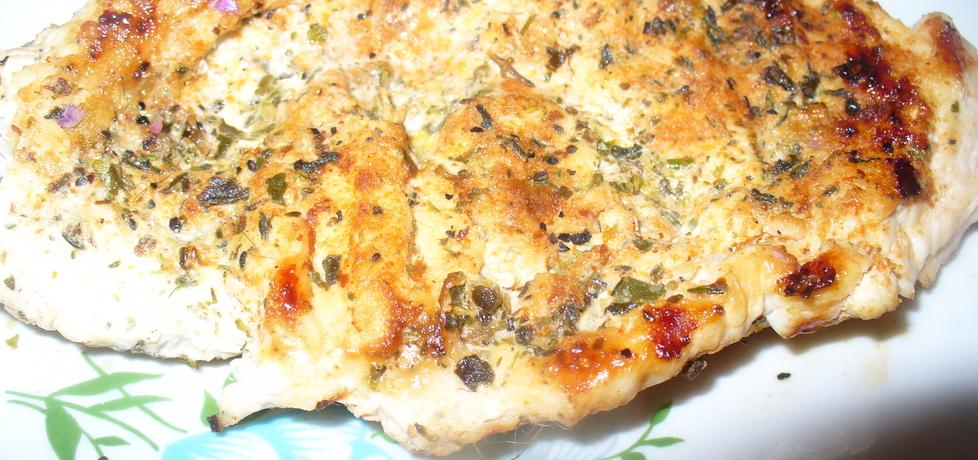 Grillowany filet z kurczaka (autor: jagoda5913)
