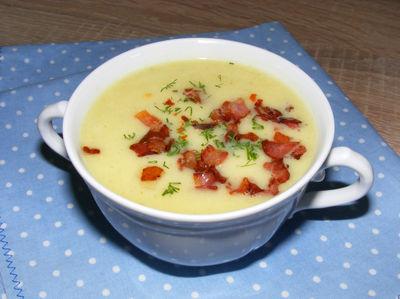 Zupa ziemniaczano