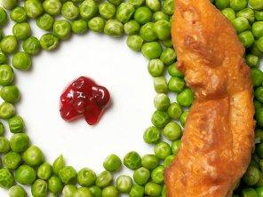 Kurczak w cieście z sezamem  prosty przepis i składniki