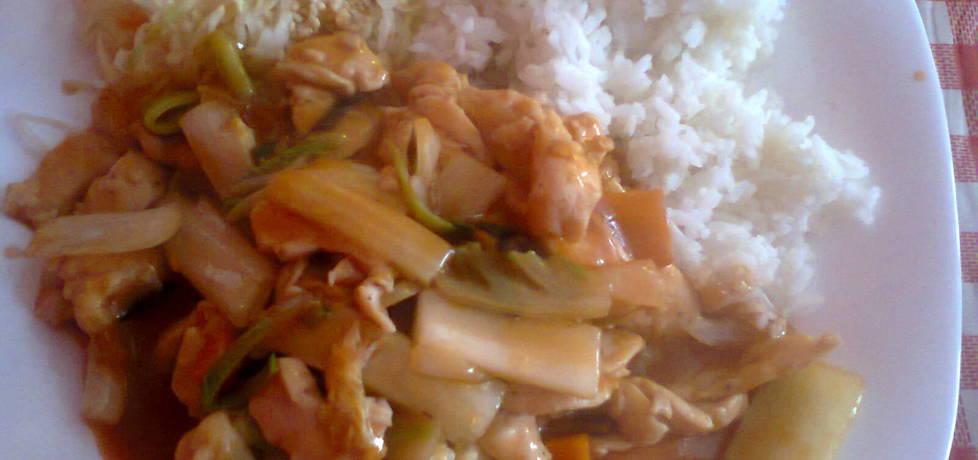 Kurczak w pięciu smakach (autor: margo1)