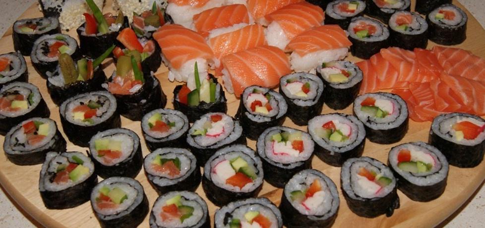 Sushi (autor: gotuj-z-misiem)