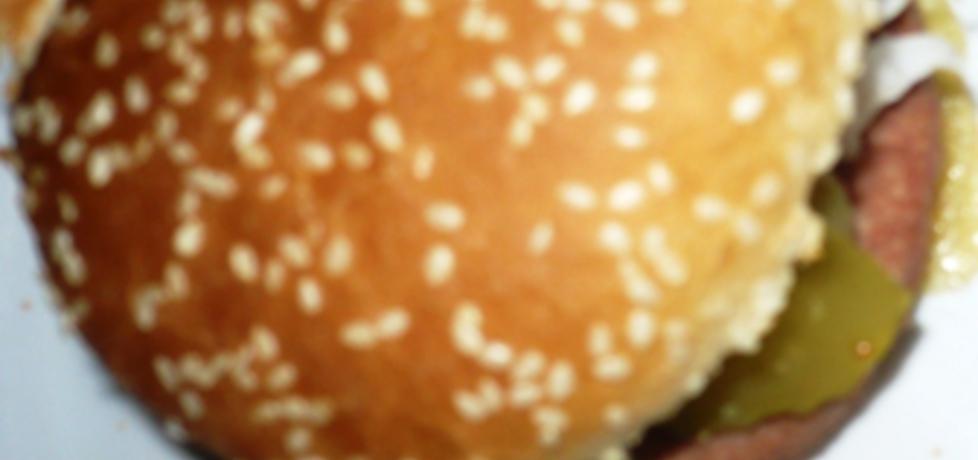 Domowe hamburgery michała (autor: mic)