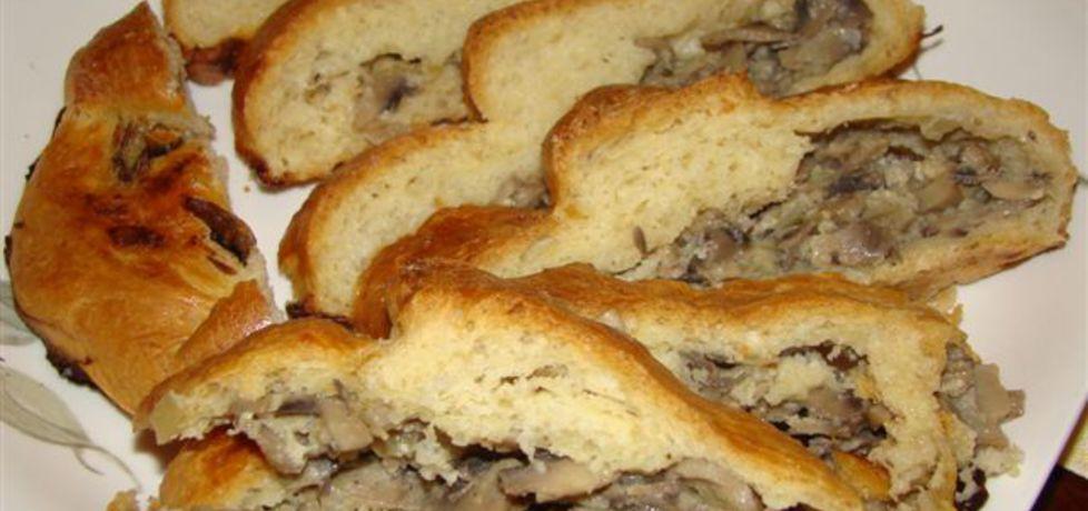 Kulebiak z grzybami (autor: katarzynakate1980)
