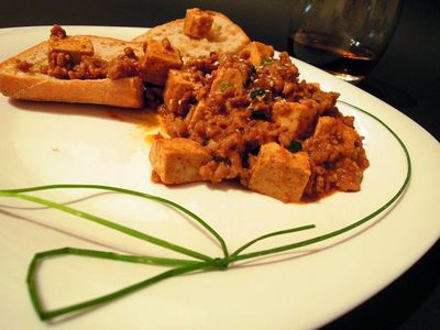 Potrawka z tofu