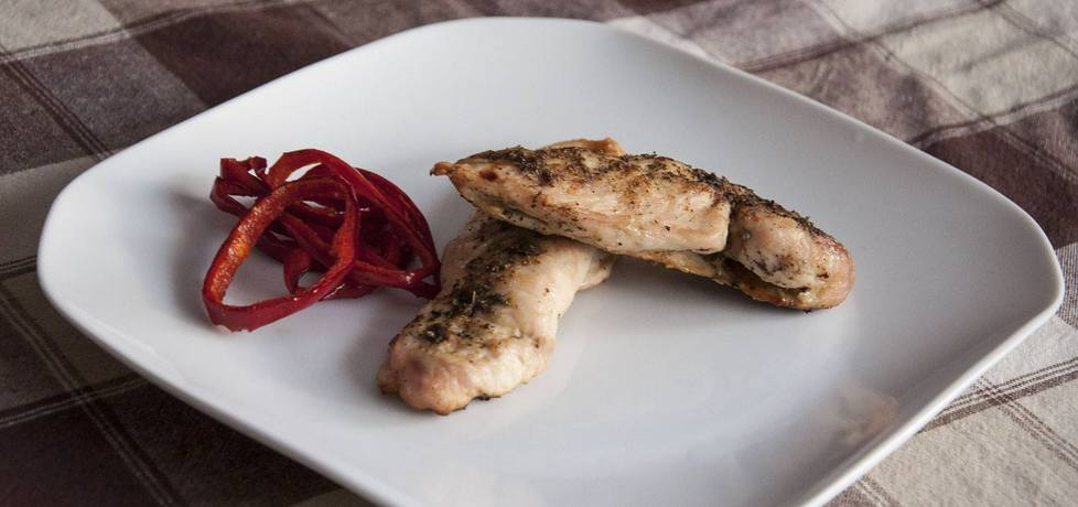 Filet z kurczaka po rosyjsku (autor: jedrzej