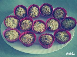 Fit muffinki  prosty przepis i składniki
