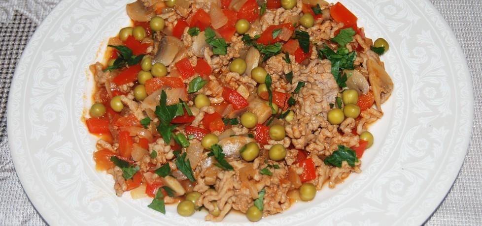 Mięso mielone z warzywami (autor: smak-i