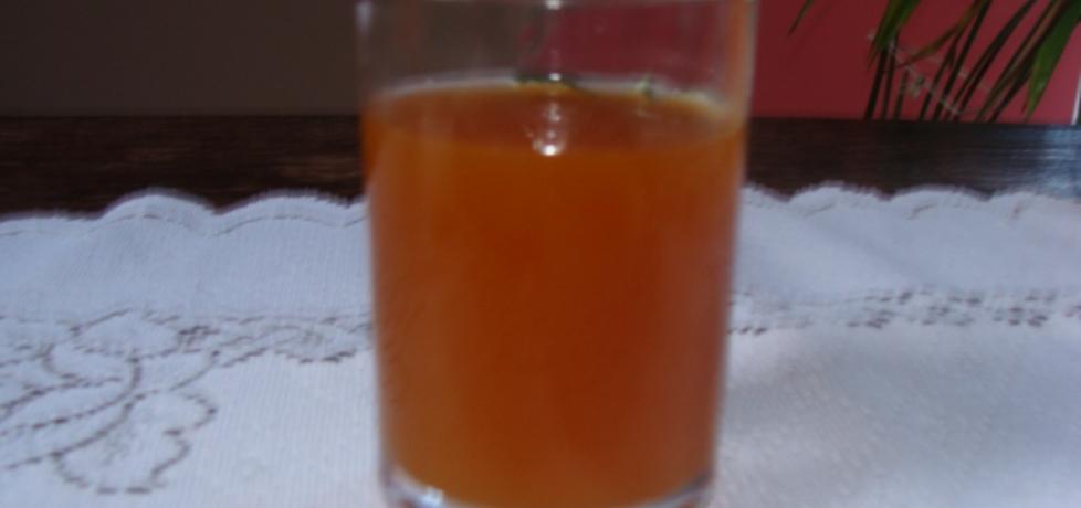 Napój z jabłek i pomarańczy (autor: artur7)