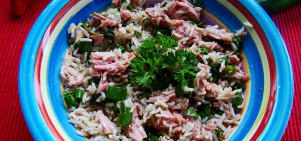 Sałatka ryżanka (autor: iwa643)