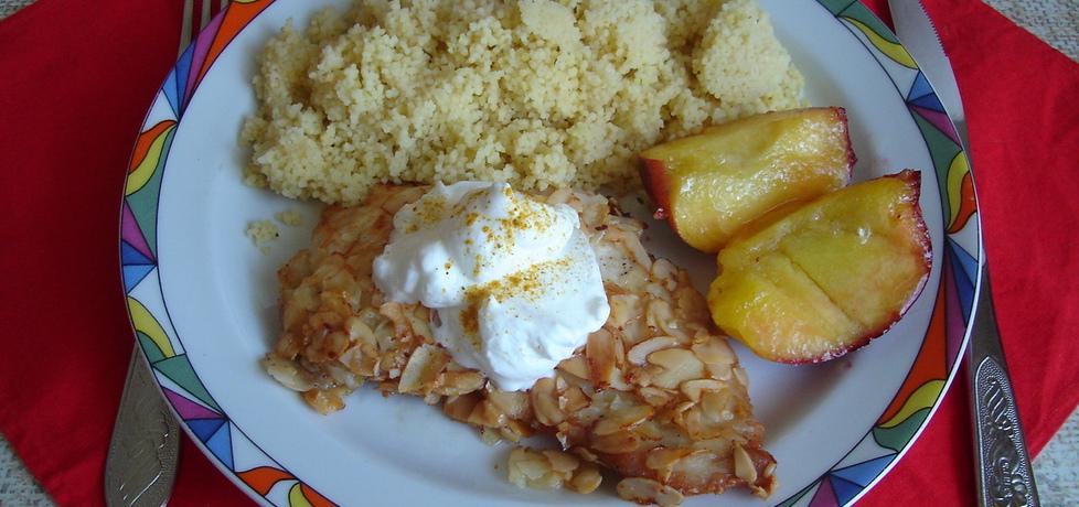 Piersi kurczaka z migdałami i mango (autor: lidzia)