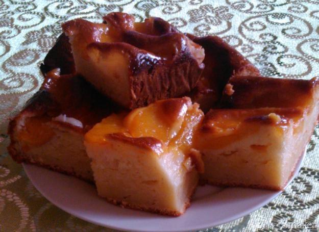 Glazura owocowa na ciasta