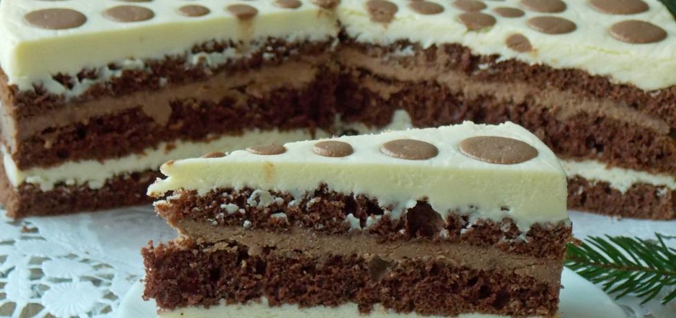 Mleczny tort serowy (autor: mniam)