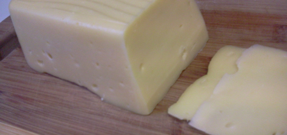 Domowy ser żółty (autor: caroll1989)